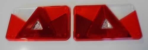 links und rechts Aspöck Multipoint 5 Lichtscheiben Multipoint V